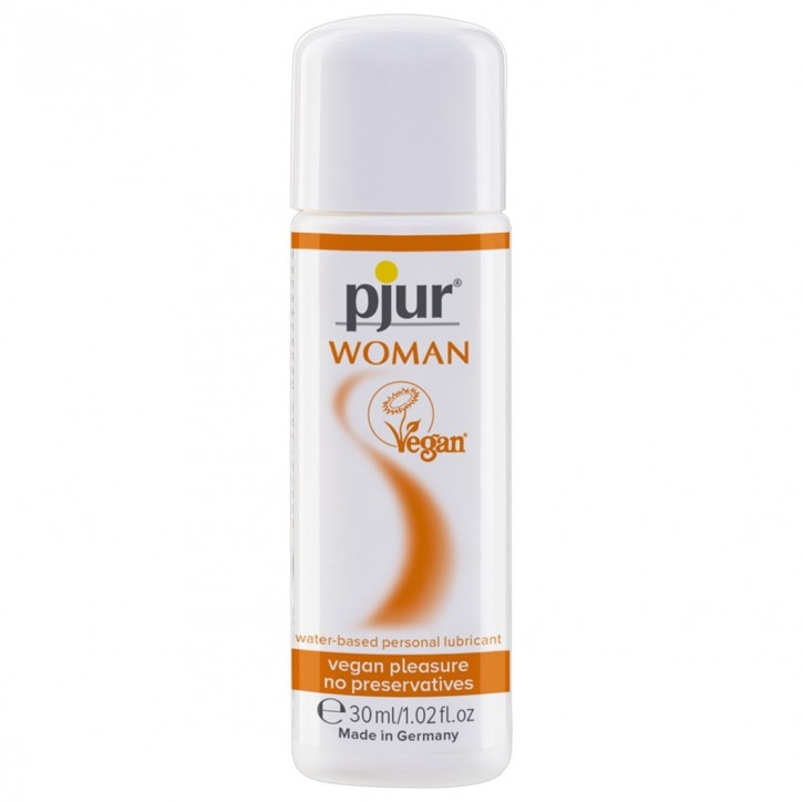 pjur Woman Vegan Gleitmittel 30ml (wasserbasis)