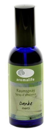 aromalife Raumspray Danke 100ml
