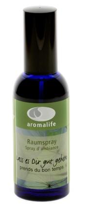 aromalife Raumspray Lass es Dir gut gehen 100ml