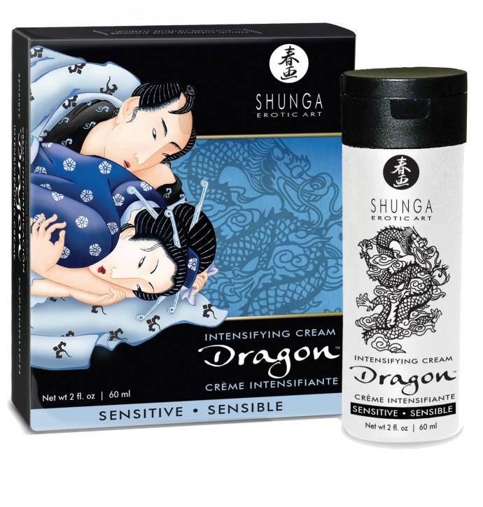 SHUNGA Dragon Intensifying Cream 60ml