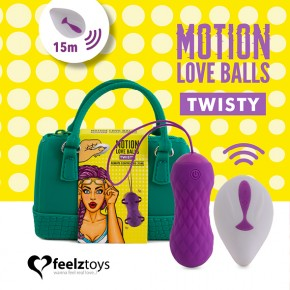 FEELZTOYS Love Balls Twisty