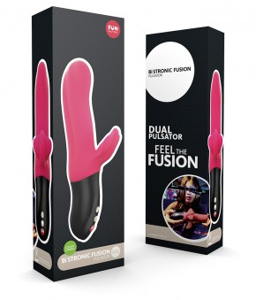 FUN FACTORY Stronic FUSION india red